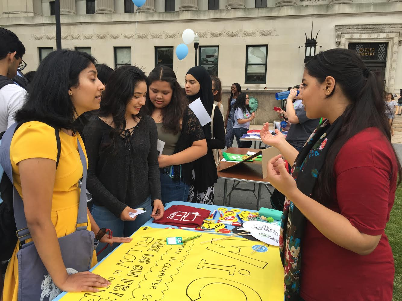 Picture of Activities Fair 2